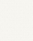 2782-24531 Boxwood Silver Geometric Wallpaper