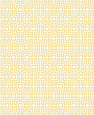 2782-24534 Boxwood Yellow Geometric Wallpaper