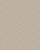 2782-24548 Billie Taupe Geometric Wallpaper