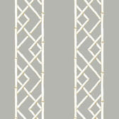 2785-24810 Citrine Latticework Wallpaper