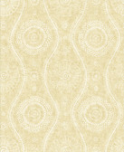 2785-24821 Citrine Painterly Wallpaper