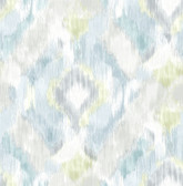 2785-24823 Aqua Mirage Wallpaper