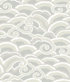 2785-24842 Platinum Decowave Wallpaper