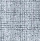 2785-24849 Denim Palmweave Wallpaper