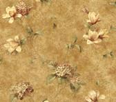 ART76301 Neutral Hydrangea Trail Wallpaper