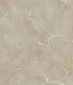 ARS26014 Gracie Metal Scroll Wallpaper Wallpaper