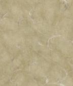 ARS26016 Gracie Brown Leafy Scroll Wallpaper Wallpaper
