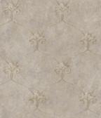 ARS26162 Tuscan Bronze Shimmering Ogee Wallpaper Wallpaper