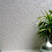 RD0648 Howard Paintable Supaglypta Wallpaper