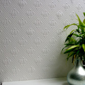 RD0669 Albert Paintable Supaglypta Wallpaper