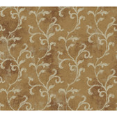 Brandywine GL4603  Textured Scroll Wallpaper