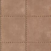 Oxford 2604-21253 -  Riveted Industrial Tile Wallpaper Copper