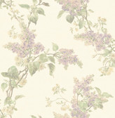 2766-002526 Lyon Lavender French Lilac Wallpaper