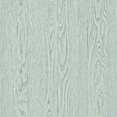 2766-003376 Groton Light Blue Wood Plank Wallpaper