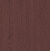 2766-003380 Groton Mahogany Wood Plank Wallpaper