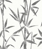 2766-003536 Catasetum Black Bamboo Wallpaper