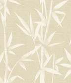 2766-003537 Catasetum Gold Bamboo Wallpaper