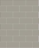 Kitchen & Bath Essentials 2766-23753 - Parkway Subway Tile Wallpaper Grey