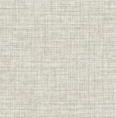 Kitchen & Bath Essentials 2766-24648 - Barbary Crosshatch Texture Wallpaper Multicolor