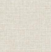 Kitchen & Bath Essentials 2766-24649 - Barbary Crosshatch Texture Wallpaper Green
