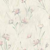 Kitchen & Bath Essentials 2766-37400 - Quintero Carnation Wallpaper Multicolor