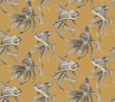 Candice Olson SO2402 - Koi Wallpaper Gold