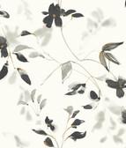 SO2442 - Candice Olson Linden Flower Wallpaper