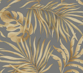 SO2453 - Candice Olson Paradise Palm Wallpaper