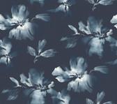 Candice Olson SO2470 - Midnight Bloom Wallpaper Navy