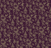 WP2413 - Waverly Small Prints Palm Palace Wallpaper