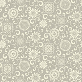 WP2433 - Waverly Small Prints Pom Pom Play Wallpaper