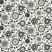 WP2434 - Waverly Small Prints Pom Pom Play Wallpaper