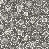 WP2437 - Waverly Small Prints Pom Pom Play Wallpaper