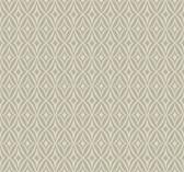 Waverly Small Prints WP2456 - Centro Wallpaper Grey