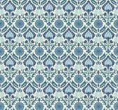 Waverly Small Prints WP2459 - Santa Maria Wallpaper Marine Blue/Teal