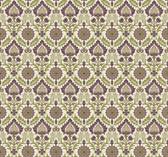 Waverly Small Prints WP2466 - Santa Maria Wallpaper Earth Brown/Cream