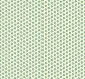 Waverly Small Prints WP2470 - Shoji Wallpaper Egg Blue/White/Lime Green