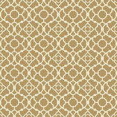 WP2497 - Waverly Small Prints Lovely Lattice Wallpaper