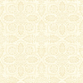 Waverly Classics II WC7500 - Curators Gem Wallpaper Ivory