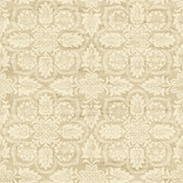 Waverly Classics II WC7504 - Curators Gem Wallpaper Beige