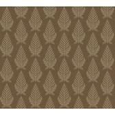 Brandywine GL4702  Neoclassic Leaf Wallpaper