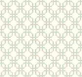 Waverly Classics II WC7513 - Groovy Grills Wallpaper Green