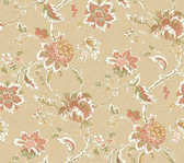 Waverly Classics II WC7523 - Arbor Imagery Wallpaper Beige