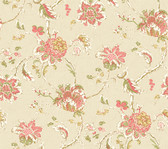 Waverly Classics II WC7524 - Arbor Imagery Wallpaper Pink