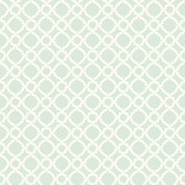 Waverly Classics II WC7542 - Kent Crossing Wallpaper Green