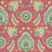 Waverly Classics II WC7574 - Clifton Hall Wallpaper Pink
