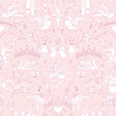 KI0500 - Ballet ToileWallpaper
