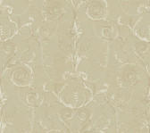 Brandywine GL4716  Neoclassic Damask Wallpaper