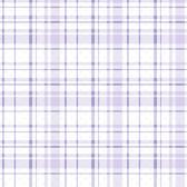 A Perfect World KI0530 - Polka Dot Plaid Wallpaper Purple/Silver