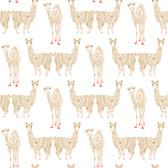KI0555 - Alpaca PackWallpaper